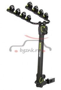 Buzzrack Moose H4 крепление для перевозки 4-х велосипедов для фаркопов типа