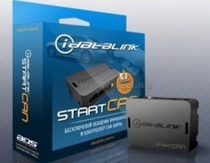 Модуль безключевой iDATALINK START-CAN