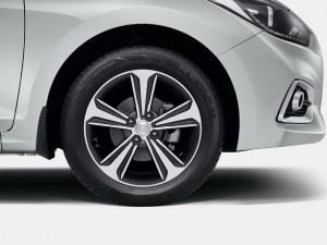 Колесный диск легкосплавный R16 52910H5200 для Hyundai Solaris 2020-