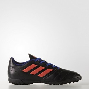 0aae4585 Футбольные бутсы ACE 17.4 TF adidas Performance core black / easy coral s17  / mystery ink
