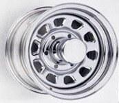 Колесный диск Ningbo A07 7J*R16 5*139,7 ET0 DIA110,1 Серебристый с колпаком