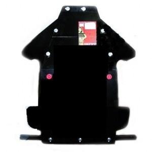Защита картера двигателя и кпп ВАЗ-21214-30 нива v-1,7 euro 3 (2008-) (Сталь 2 мм) 27.1568