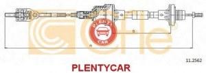 Трос управление сцеплением Cofle 11.2562 Opel: 669003 669005 90522995 90523132 92112562 Opel Astra F (56_ 57_). Opel