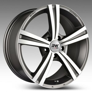 Колесные диски Racing Wheels H-787 7,0R16 4*98 ET35 d58,6 DMGM F/P [87540573030]