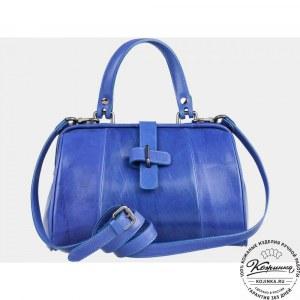 a11160da0bb9 Женская кожаная сумка-саквояж