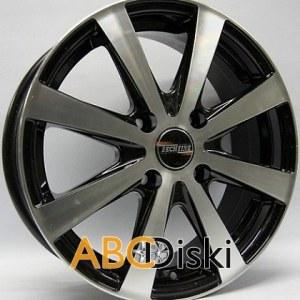 Колесные диски Techline 634 bd R16 Neo 4*100 et45 R16*6 d60,1 Лада Веста, Ларгус
