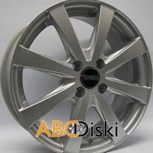 Колесные диски Techline 634 s R16 Neo 4*100 et45 R16*6 d60,1 Лада Веста, Ларгус