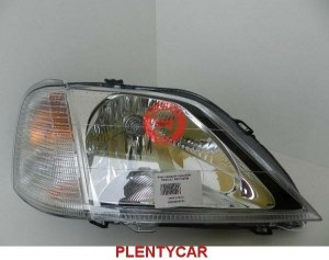 Фара прав. logan Renault 6001546789 Renault: 6001546789 Dacia Logan (Ls_). Dacia Logan Mcv (Ks_)