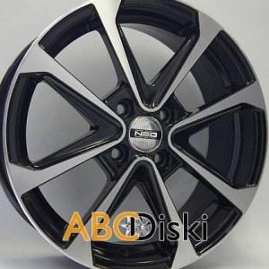 Колесные диски Techline 667 bd R16 Neo 4*100 et37 R16*6 d60,1 Renault