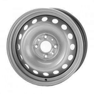 ASTERRO Газель 5,5R16 6*170 ET106 d130 серебро [TC1607F] экстра усиленная 1250 кг (Диски колёсные)