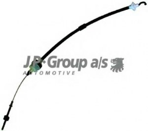 Трос сцепления [mechanex dk] jp group 1270200400