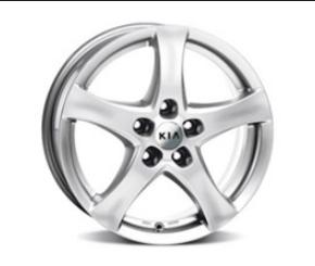 Диск колесный R16 KIA A2400ADE01 для KIA Ceed (2020 - 2020)