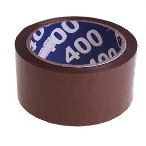 47640d8ef02 Клейкая лента UNIBOB с индивидуальным стикером 48мм х 66м 40мкм темная