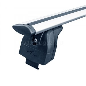 Багажник на крышу LUX дуги аэро-тревел (82мм) 1,2м на БМВ X4 F26 2020-2020, арт:21214-03