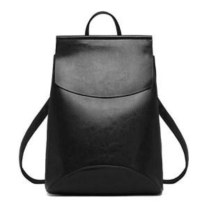 337fa026b1c9 Рюкзак French натуральная кожа (Черный)