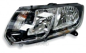 Блок-фара renault logan 2, sandero 2 automotive lighting левая (2020-) Automotive Lighting арт. ALRU.676512.127