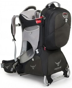 8c3048c4d547 Рюкзак-переноска Osprey Poco AG Premium (цвет: Black)