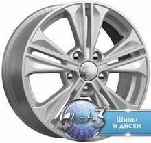 Колесный диск КиК Skoda Octavia (КСr778) R16 / 6J PCD 5x112 ET 48 ЦО 57.1