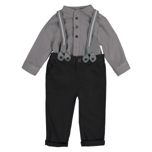 516ea4d5d18 Комплект праздничный из брюк и La Redoute Рубашки мес - лет
