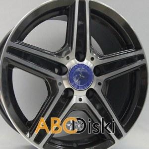Колесные диски Techline 638 bsd R16 Neo 5*112 et42 R16*7,5 d66,6 Mercedes