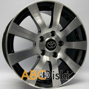 Колесные диски Techline 607 bd R16 Neo 5*114,3 et45 R16*6,5 d60,1 Toyota, Suzuki