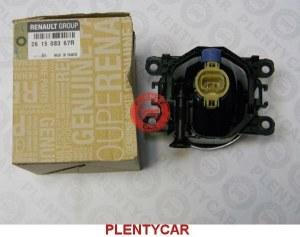 Фара противотуманная Renault 261508367R Renault: 261508367R Dacia Duster. Dacia Logan (Ls_). Dacia Logan Mcv (Ks_).