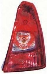 Фонарь задн.прав.renault logan 10=] (красно-белый) Depo 5511987RLDUE Renault: 8200744759 8200744760