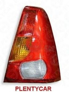 Фонарь задний Asam 30308 Renault: 6001546795 Dacia Logan (Ls_). Renault Logan I (Ls_). Renault Tondar 90 I (Ls_)