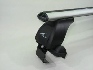 Багажник на крышу LUX Nissan Primera 2001-2007 седан аэродинамические поперечины аэро-классик (53мм) 1.1м, 690168 698867 690014 (Ниссан Примьера)