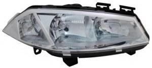 Фара левая электр. Renault Megane 02 DEPO 551-1142L-LD-EM