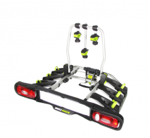 BuzzRack Велокрепление BuzzRunner Spark 3 для 3-x велосипедов на фаркоп