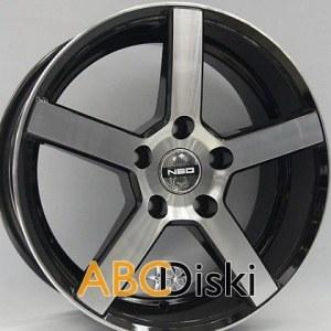 Колесные диски Techline V03 bd R16 Venti 5*112 et40 R16*6,5 d57,1 VW