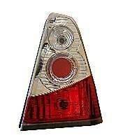 SCT 666219L Фонарь задний RENAULT LOGAN с подсветкой (левый) (1шт.)