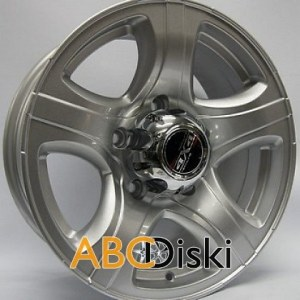 Колесные диски Techline 622 s R16 Neo 5*139,7 et10 R16*7,5 d108 UAZ