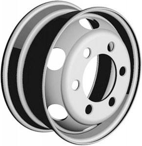 Диск колесный R16 (5.5J, 6x170, 130, ET106) 3302 Next (ГАЗ) a21r23-3101015