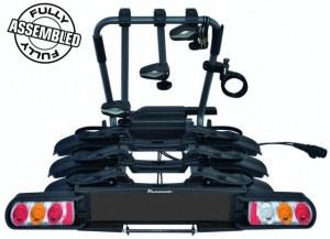 Автобагажник на фаркоп Peruzzo PURE INSTINCT, сталь, для 3 в-дов, суммарно до 60 кг