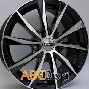 Колесные диски Techline 651 bd R16 Neo 5*114,3 et40 R16*6,5 d66,1 Nissan