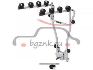 Thule 9708 HangOn велокрепление на фаркоп для 4-х велосипедов