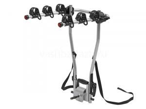 Велокрепление на фаркоп Thule HangOn 3 Tilt 972, с функцией наклона для 3-х велосипедов, арт:230203