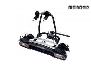 Велокрепление на фаркоп Menabo Winny, для 2-3 велосипедов, арт:230227