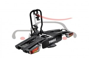 Thule EasyFold XT 933 велокрепление на фаркоп для 2-х велосипедов складное
