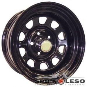 Колесный диск Off-Road-Wheels Toyota,Nissan 8 R16 6x139,7 ET-25.0 D110.0 Black mat