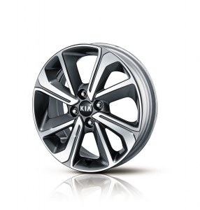Колесный диск легкосплавный R16 Hyundai KIA 52910H0200 для KIA RIO 2020-