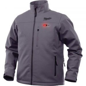 88113dbee0cd8 Куртка серая с подогревом Milwaukee M12 HJGREY3-0 (M)