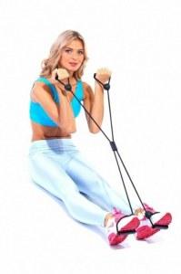 4295a1a956685 Эспандеры для фитнеса «ИКС» Фитнес-резинка
