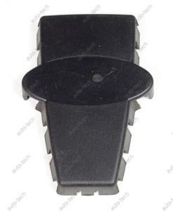 Эмблема ВАЗ-21214 передняя нива (надставка облиц. радиатора) без завод. знака
