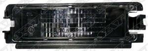 Фонарь в задний бампер renault logan/sandero 14- освещение гос.номера Sat арт. ST8200957874