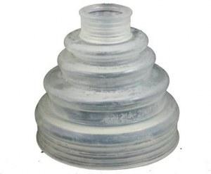 CS-20 чехол шруса карданного вала ваз 21214 нива, 2123 шеви нива полиуретан прозрачный