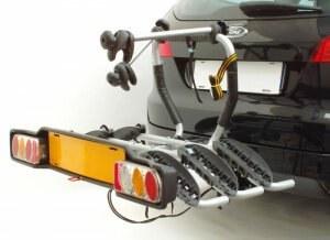 Крепление для велосипеда на фаркоп PERUZZO Siena (3 вел.)
