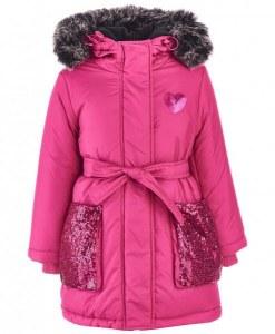 b7cc2a936d076 Пальто зимнее для девочки Button Blue (110)